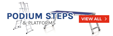 Podium Steps & Platforms